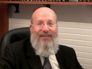 Rabbi Yitzchak Berkovits